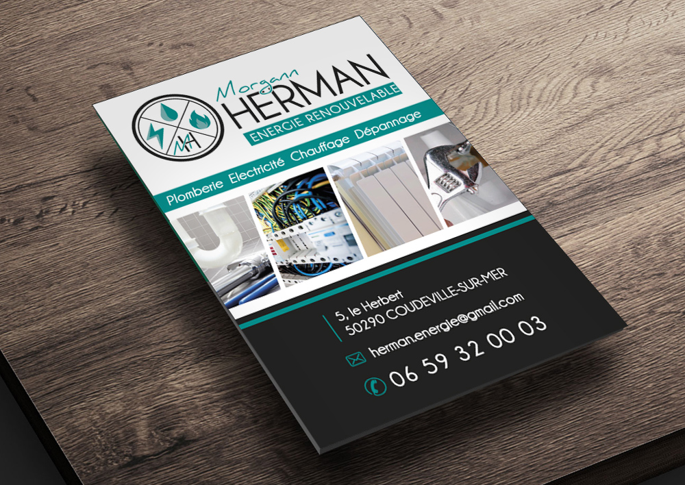 MORGANN HERMAN – FLYER